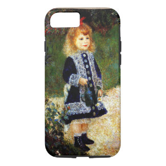 Renoir - Girl with a Watering Can Case-Mate iPhone Case