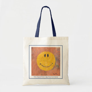 Renoir Happy Face Tote Bag