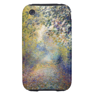 Renoir - In the Woods Tough iPhone 3 Cases