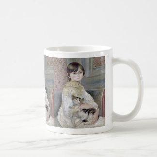 """Renoir, """"Julie Manet"""" Coffee Mug"""