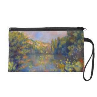 Renoir - Lakeside Landscape Wristlet Purses
