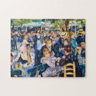 Renoir Le Moulin de la Galette Fine Art Jigsaw Puzzle