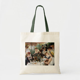 Renoir: Luncheon of the Boating Party Budget Tote Bag