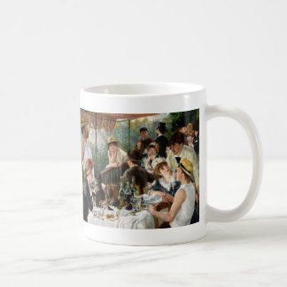 Renoir: Luncheon of the Boating Party Coffee Mug