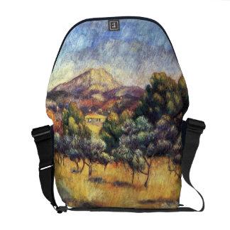 Renoir: Mount Sainte-Victoire Messenger Bag