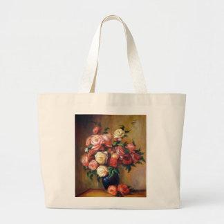 Renoir Painting Canvas Bag