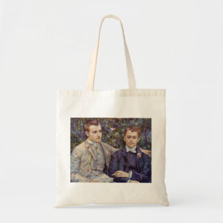Renoir Painting Budget Tote Bag
