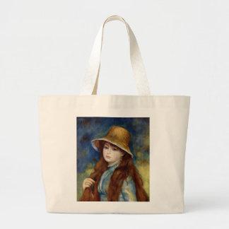 Renoir Painting Tote Bag