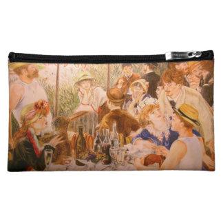 Renoir Painting Makeup Bag