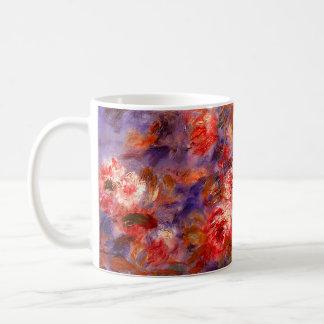 Renoir: Roses by the Window Coffee Mug