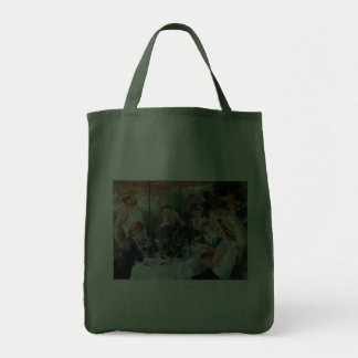 Renoir s Luncheon of the Boating Party 1881 Canvas Bags