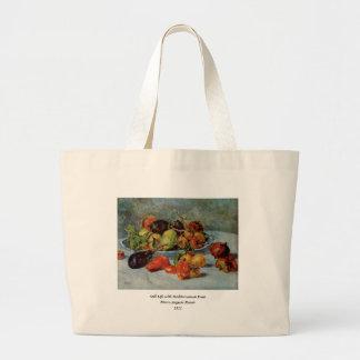 Renoir s Still Life with Mediterranean Fruit 1911 Tote Bags