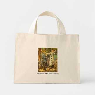 Renoir s Swing Canvas Bag