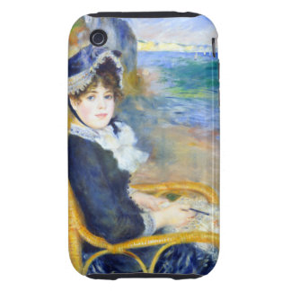 Renoir Seashore Tough iPhone 3 Cover