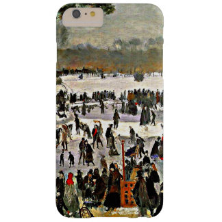 Renoir - Skaters in the Bois de Boulogne-1868 Barely There iPhone 6 Plus Case