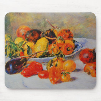 Renoir Still Life Art Mouse Pad