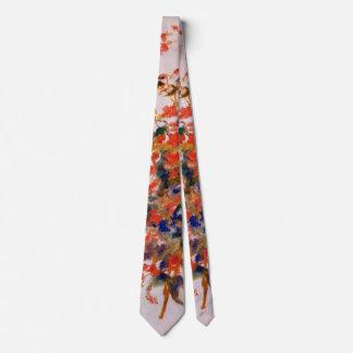 Renoir - Still Life with Fuscias Tie