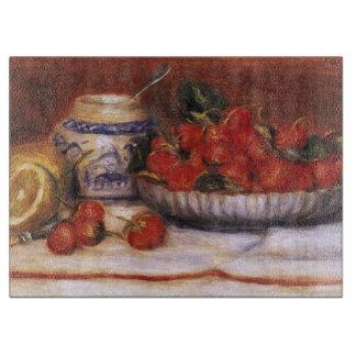 Renoir: Strawberries Boards