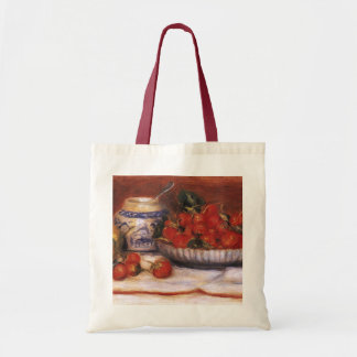 Renoir: Strawberries Budget Tote Bag