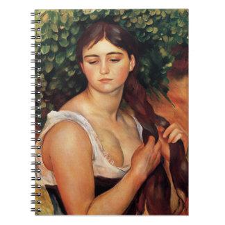 Renoir The Braid Notebook