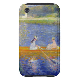 Renoir - The Skiffs iPhone 3 Tough Cases
