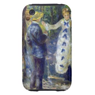 Renoir - The Swing iPhone 3 Tough Cases