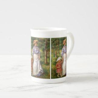 Renoir: The Walk Tea Cup