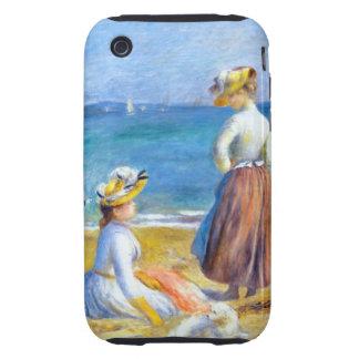 Renoir Tough iPhone 3 Cases