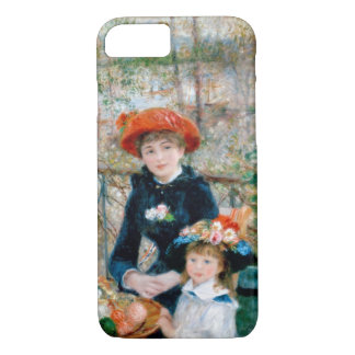 "Renoir ""Two Sisters (On the Terrace)"" iPhone 7 Case"