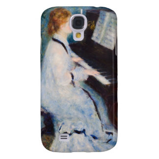 Renoir Woman at Piano