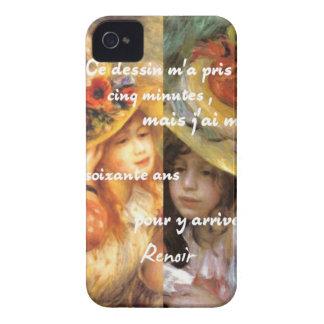 Renoir's paintings is plenty of love iPhone 4 Case-Mate cases