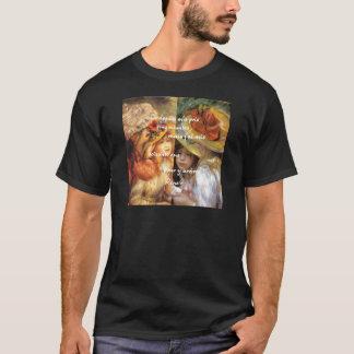 Renoir's paintings is plenty of love T-Shirt