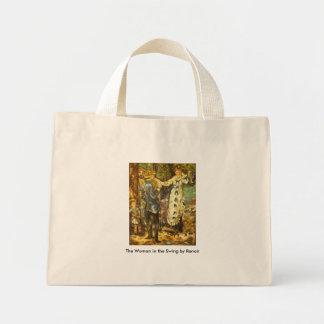Renoir's Swing Mini Tote Bag