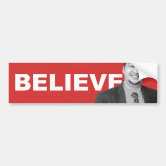Renteria For Mayor Bumper Sticker