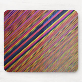 Renwick Gallery, Colored Strings Mouse Pad