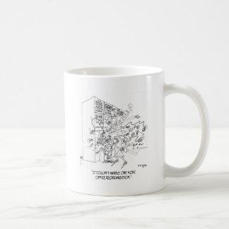 Reorganization Cartoon 1210 Coffee Mug