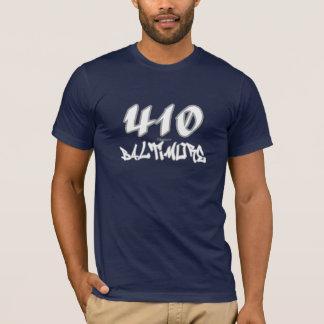 Rep Baltimore (410) T-Shirt