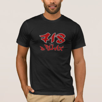 Rep Bronx (718) T-Shirt
