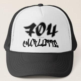 Rep Charlotte (704) Trucker Hat