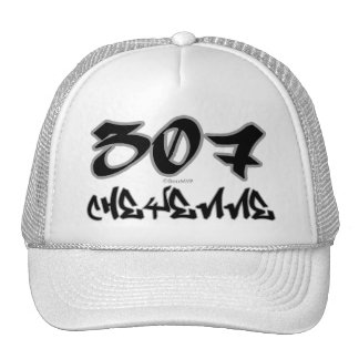 Rep Cheyenne (307) Trucker Hat