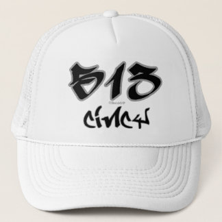 Rep Cincy (513) Trucker Hat