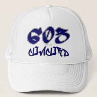 Rep Concord (603) Trucker Hat