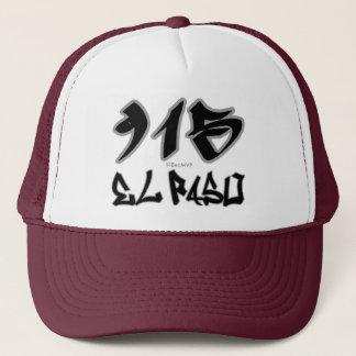 Rep El Paso (915) Trucker Hat