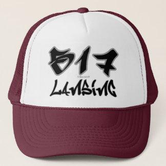 Rep Lansing (517) Trucker Hat