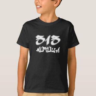 Rep Motown (313) T-Shirt