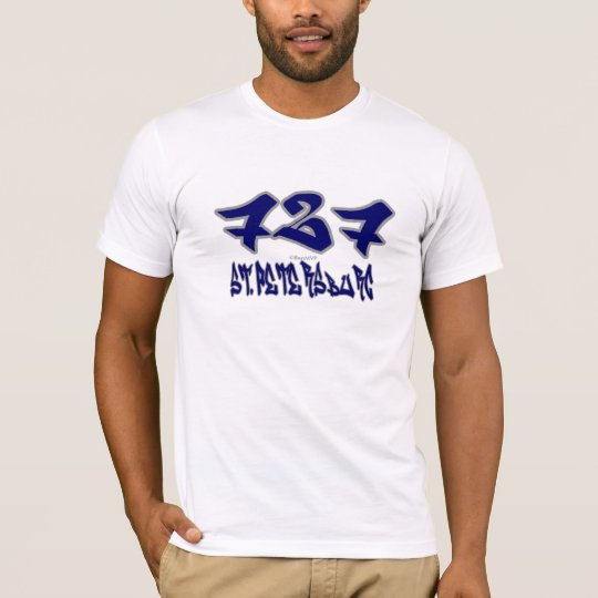Rep St. Petersburg (727) T-Shirt