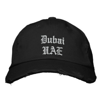 Rep Ya Hood Custom  Dubai Embroidered Hat