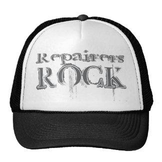 Repairers Rock Mesh Hat
