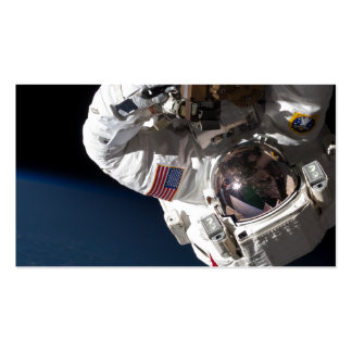 Repairing Space Station Pack Of Standard Business Cards