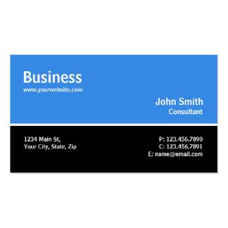 Réparation simple simple moderne professionnelle d modèle de carte de visite